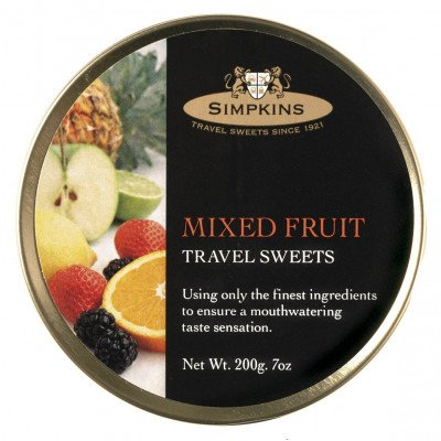 Simpkins Mixed Fruit Drops 175g