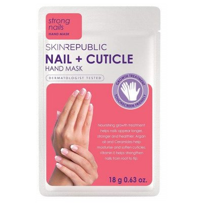 Skin Republic Nail + Cuticle Hand Mask 18g