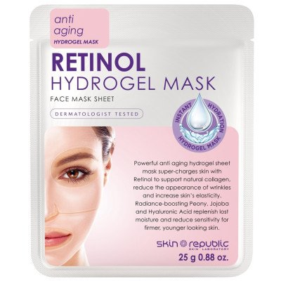 Skin Republic Retinol Hydrogel Face Mask