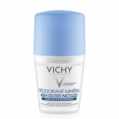 Vichy 48H Mineral Deodorant Roll-On 50ml