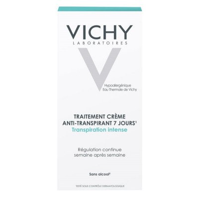 Vichy Anti-Perspirant Cream 7 Days Effectiveness 30ml