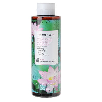 KORRES Water Lily Showergel 250 ml