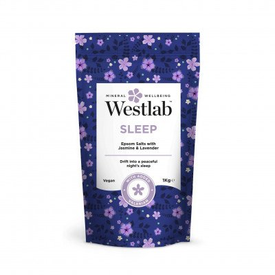 Westlab Sleep Bathing Salts 1 Kg